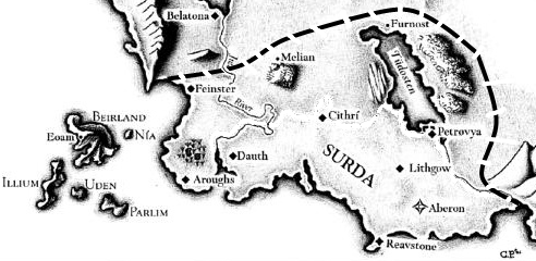 Eragon Karte.Surda Inheriwiki Fandom Powered By Wikia