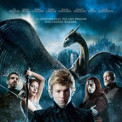 The eighth Eragon poster released, featuring <a href=