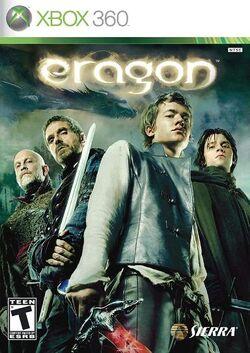 Eragon game cover