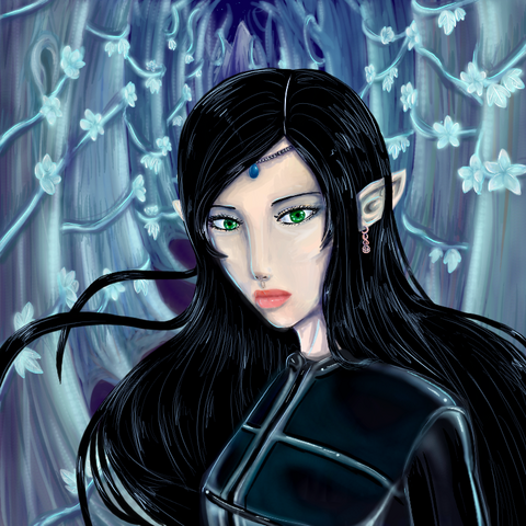 File:Arya from Eragon by poohp00hbear.png
