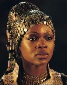 Nasuada in the film