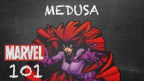 Queen of the Inhumans - Medusa – Marvel 101