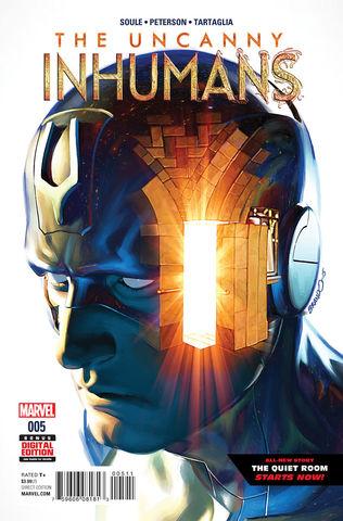 Uncanny Inhumans Vol 1 5