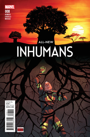 All-New Inhumans Vol 1 8