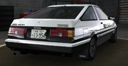 AE86T Spec III Back