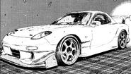 Keisuke Project D Spec II Manga