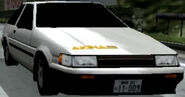 Itsuki's Levin (Street Stage)