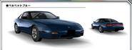 180SX Velvet Blue AS0
