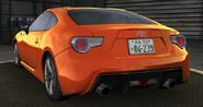 Final GT86 Back
