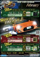 Gt86 event