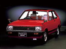 Toyota starlet 3-door 49