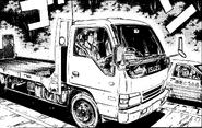 Manga Isuzu Elf