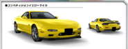 FD3S Competition Yellow Mica AS0