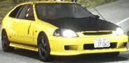 Spoon Civic Type R (No Sticker)