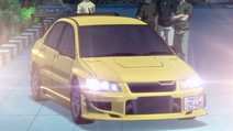 Kobayakawa Evo VII Fifth Stage