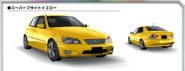 Altezza Super Bright Yellow AS0