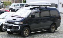 Mitsubishi Delica Space Gear