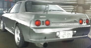 Shinigami GT-R (Rear View)