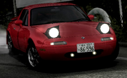 Eunos Roadsters Ingame