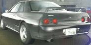 Nakazato's R32 (Rear View)