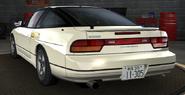 Kenji 180SX Back