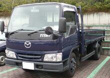 Fourth Generation Mazda Titan