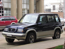 Suzuki Escudo Nomade