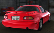 Eunos Roadsters Back