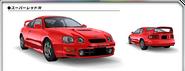Celica Super Red IV AS0