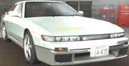 Iketani's S13 (Nismo Wheels)
