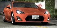 Final GT86 Ingame