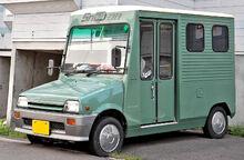 Daihatsu Mira Walk-through Van