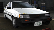 Itsuki AE85 Turbo