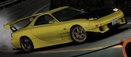 Keisuke Project D Spec III Ingame