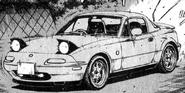 Eunos Roadsters Manga