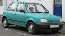 Second Generation Nissan March