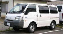 Fourth Generation Mazda Bongo