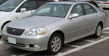 Ninth Generation Toyota Mark II