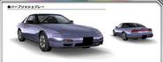 180SX Purplish Gray AS0
