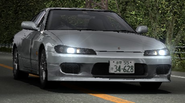 Two Guys From Tokyo Car S15 Ingame