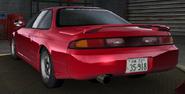 RedSuns Kenta S14 Back
