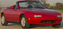 Eunos Roadster real