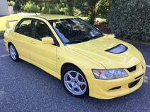 Mitsubishi Lancer Evolution 7 real