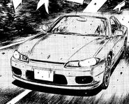 Two Guys From Tokyo Car S15 Manga