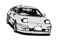 Kogashiwa SW20 Manga