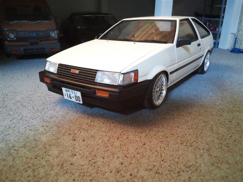 Toyota AE85 | Initial D Wiki | FANDOM powered by Wikia