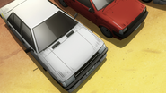 Legend 1 Mitsubishi Lancer EX
