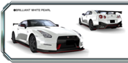 Nissan GT-R AS8