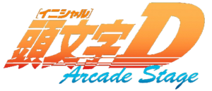 Initial d acrade stage logo