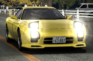 Keisuke Project D Spec I Ingame